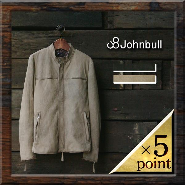 JOHNBULL(ジョンブル) メンズ シングルライダージャケット 16483 送料無料