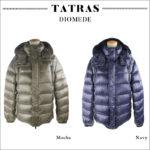 TATRAS(タトラス) メンズ ダウンジャケット DIOMEDE ディオメデ 送料無料