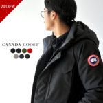 M-65を彷彿とさせるルックスに圧倒的な保温力♪<br>CANADA GOOSE(カナダグース) MAITLAND PARKA メイトランドパーカー フード ダウンジャケット 4550M 送料無料