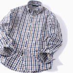 SHIPS(シップス) ドビー ギンガムチェック ボタンダウン シャツ シップス メンズ 送料無料