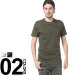 一枚でスタイリッシュな印象♪<br>DIESEL(ディーゼル) ブラック ゴールド BLACK GOLD 半袖 Tシャツ クルーネック DSBGS48CBGTIK 送料無料