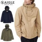 AIGLE(エーグル) シティマウンテン パーカー ジャケット ZBH061J メンズ 透湿防水 送料無料