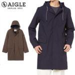 AIGLE(エーグル) ムーダン ジャケット ZBHI994 メンズ 透湿防水 送料無料